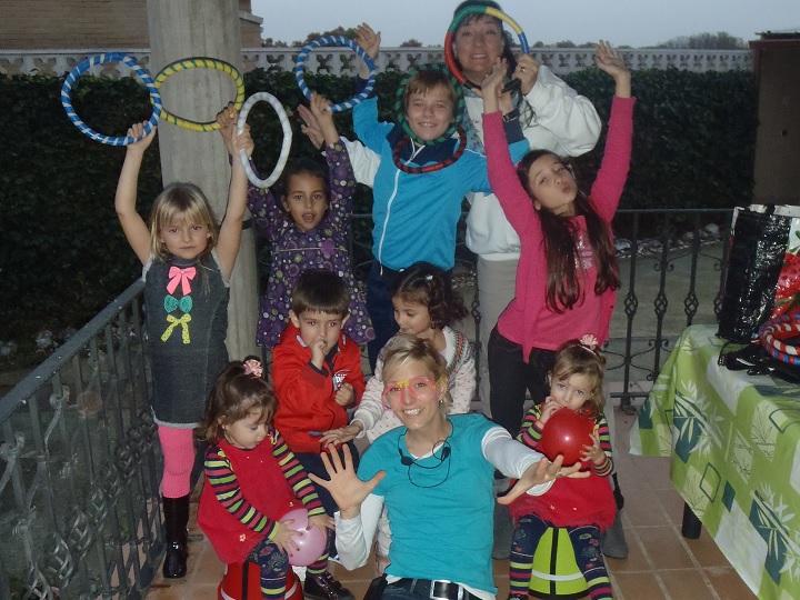 ANIMACION INFANTIL LAS MARIPOSAS (JUEGOS, TALLERES, BAILES, ...)