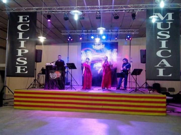 ECLIPSE MUSICAL CUARTETO