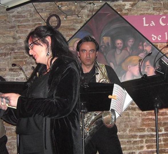 FABULA MUSICAL UNA HISTORIA DEL JAZZ