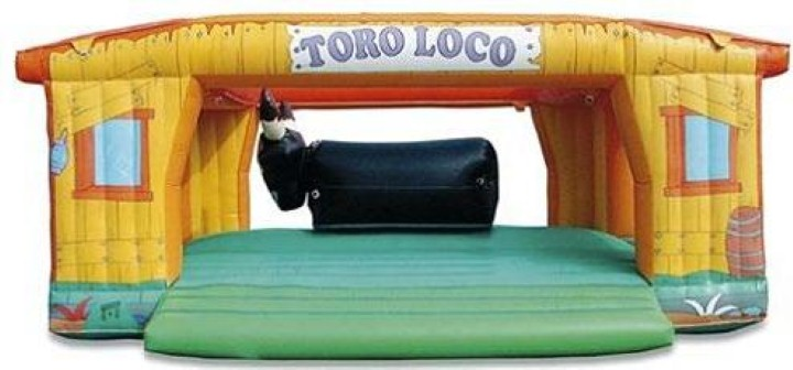 HINCHABLE TORO LOCO