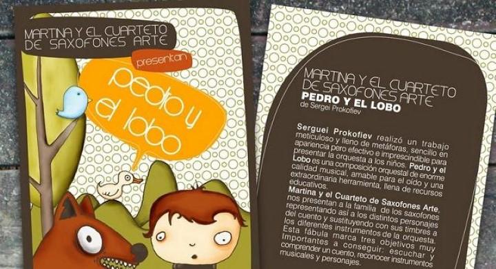 FABULA MUSICAL PEDRO Y EL LOBO