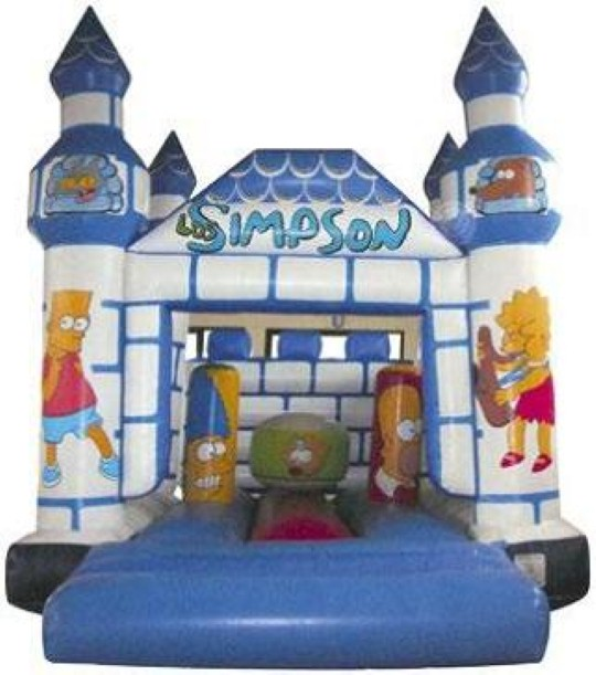 HINCHABLE SIMPSON CASTILLO
