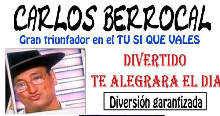 HUMOR CARLOS BERROCAL