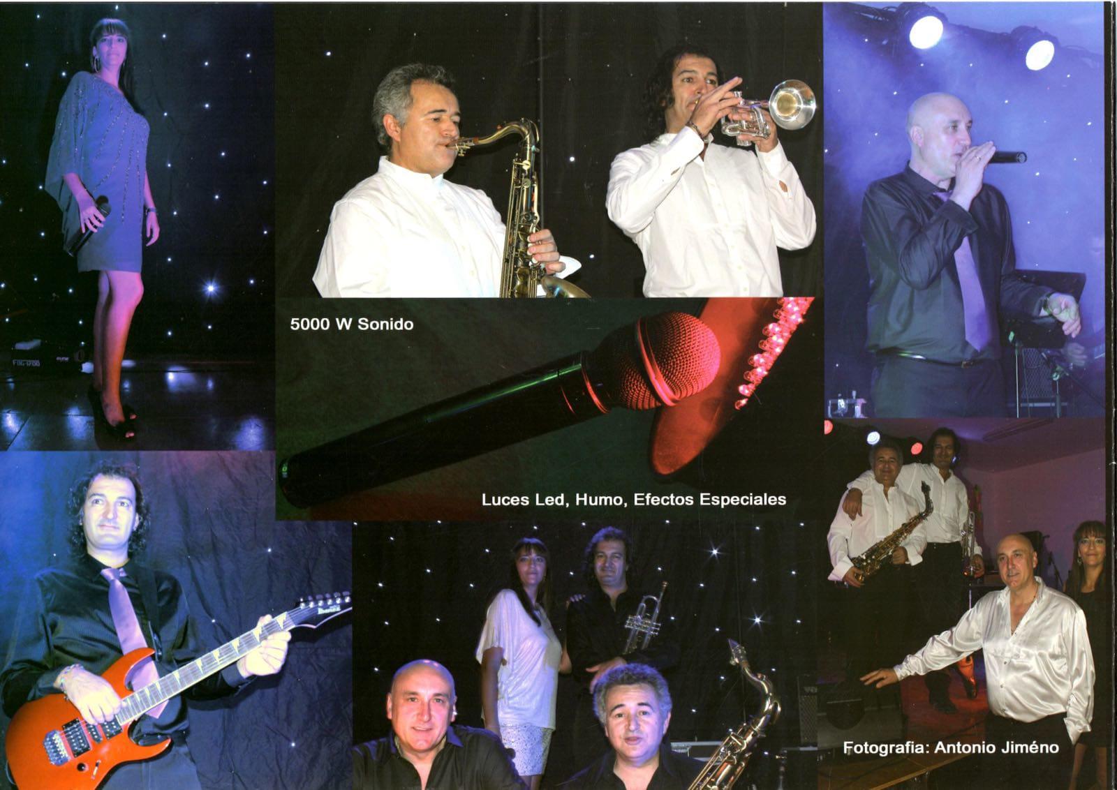 LA NUBE cuarteto o quinteto