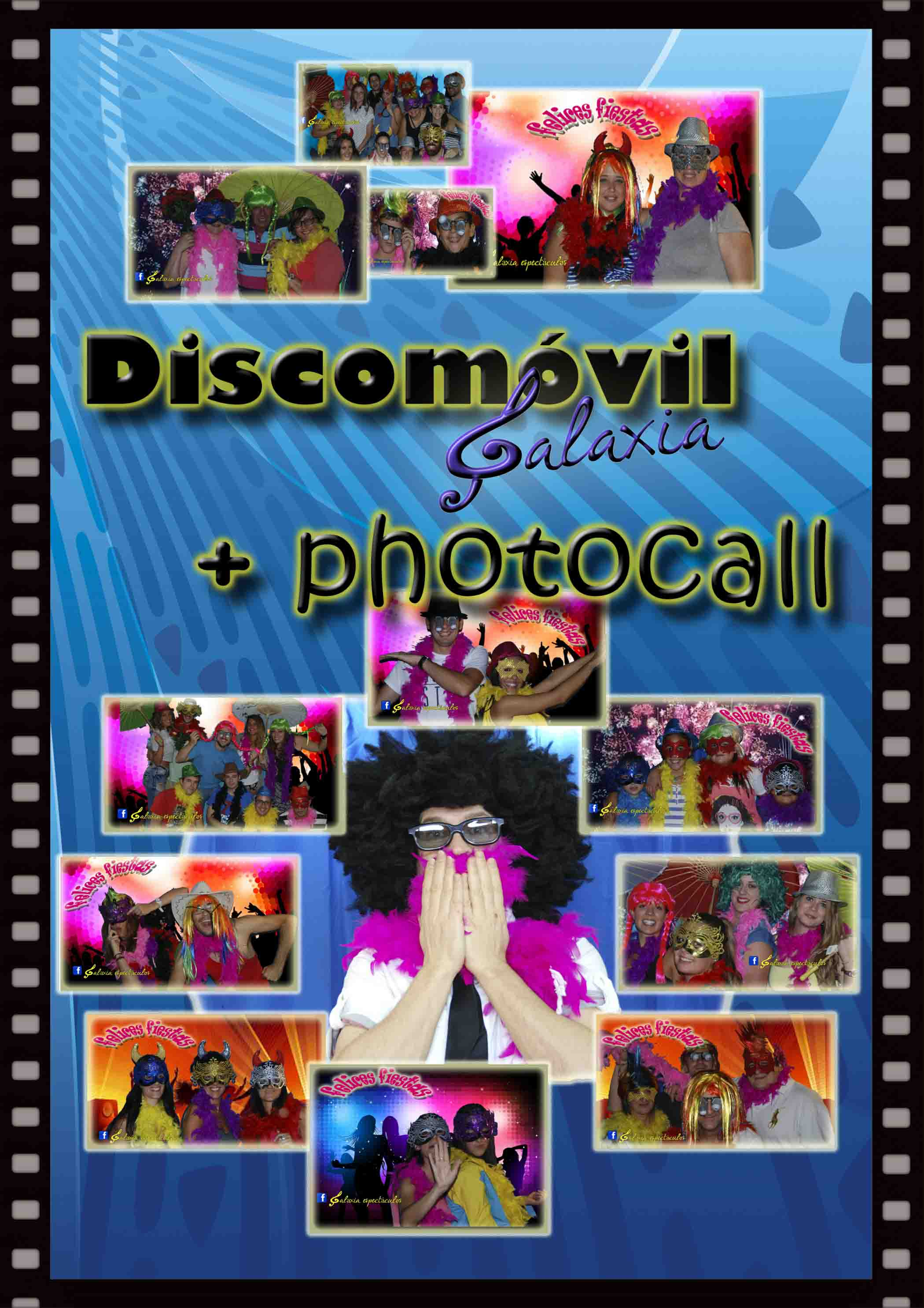 DISCOMOVIL Y PHOTOCALL