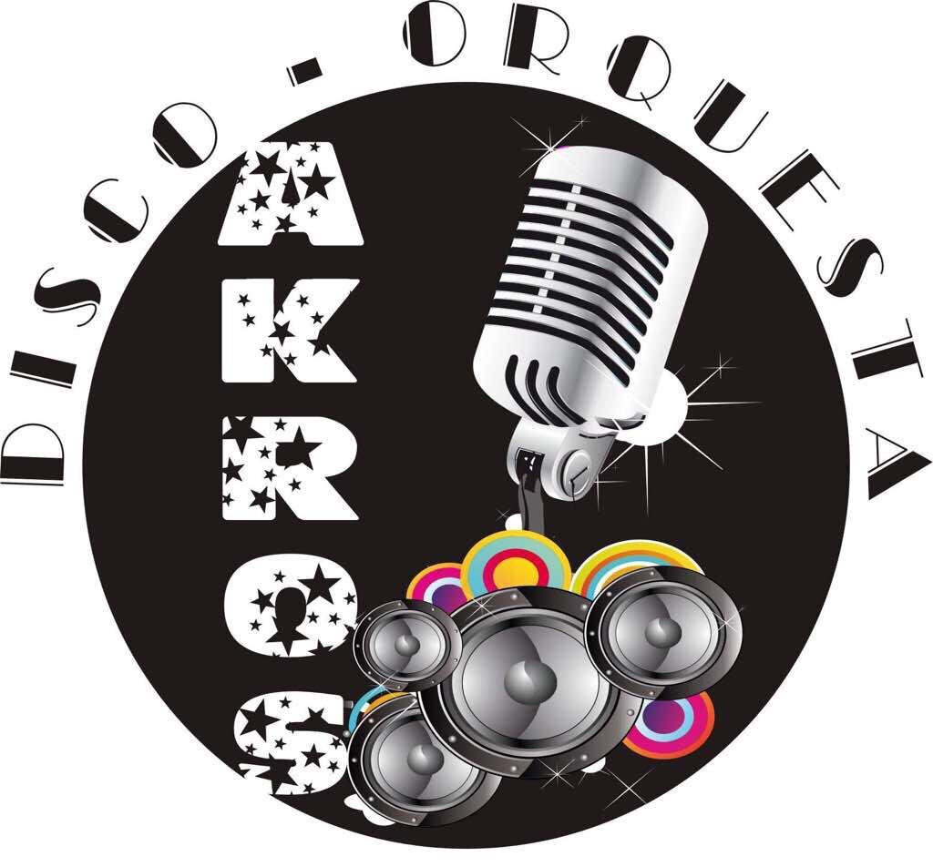 disco orquesta AKROS