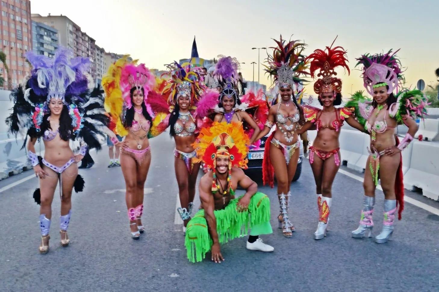 grupo batucada BRASIL PANDEIRO