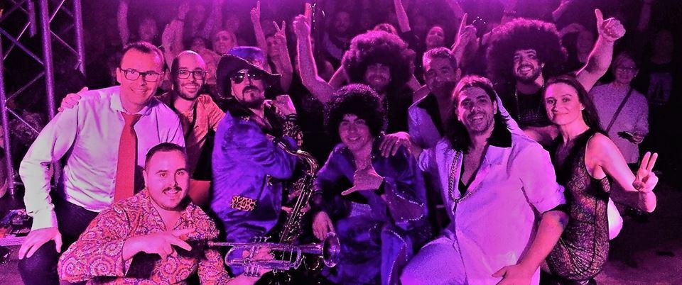 THE FUNKTOMS versiones funk disco soul