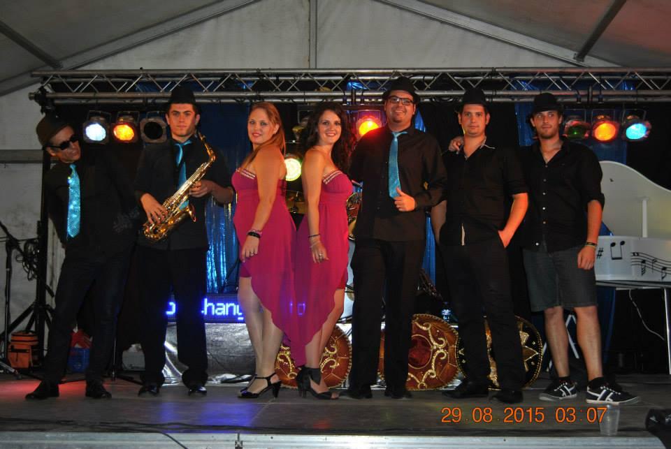 BLAU AZUL SEXTETO quinteto cuarteto